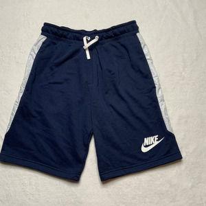 Nike Hybrid Navy Blue Shorts Men Size Small